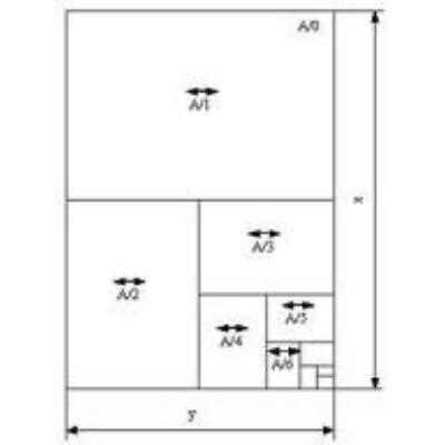 Rajzlap műszaki A/4 170gr 250 ív/csomag
