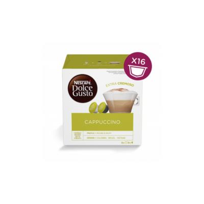 Kávékapszula NESCAFE Dolce Gusto Cappuccino 2x8 db