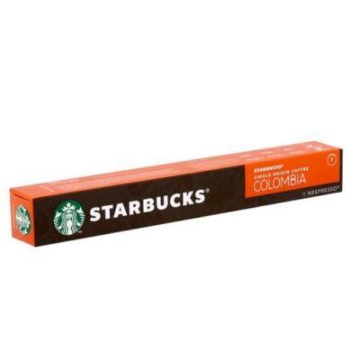 Kávékapszula STARBUCKS by Nespresso Colombia 57g
