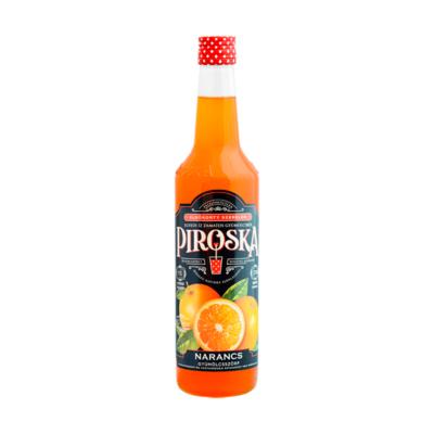 Szörp PIROSKA narancs 0,7l