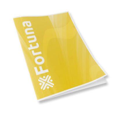 Füzet FORTUNA Basic A/4 32 lapos 88-32 fr.kockás