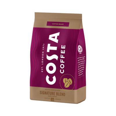 Kávé szemes COSTA Signature Blend Dark 0,5kg