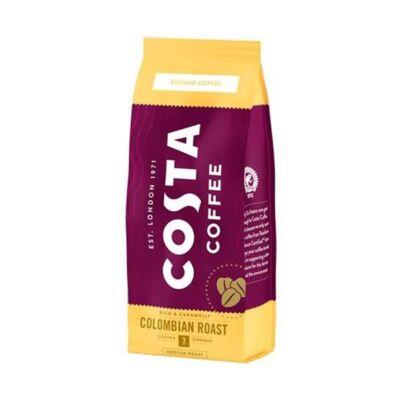 Kávé őrölt COSTA Columbian Roast Ground 200g