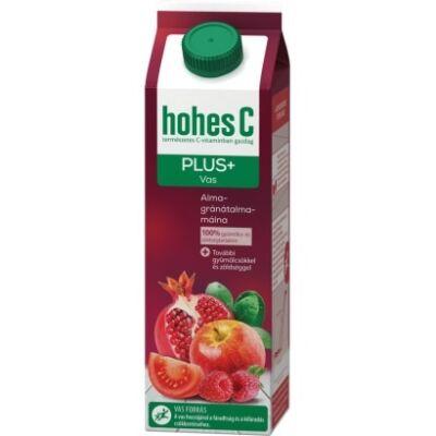 Gyümölcslé HOHES C Plus red multivitamin 100%-os 1L