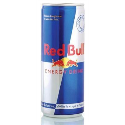 Energiaital szénsavas RED BULL 0,25L