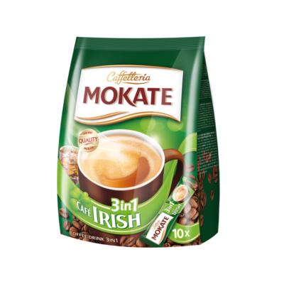 Kávé instant MOKATE 3in1 Irish 24x17 g