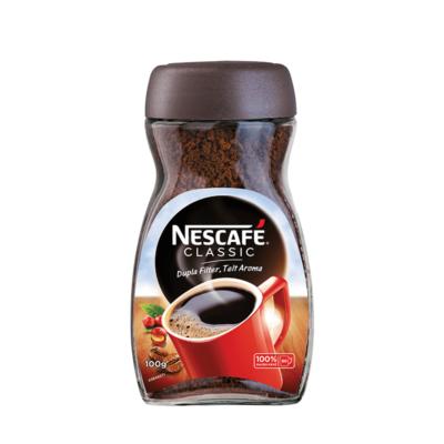 Kávé instant NESCAFE Classic üveges 100g