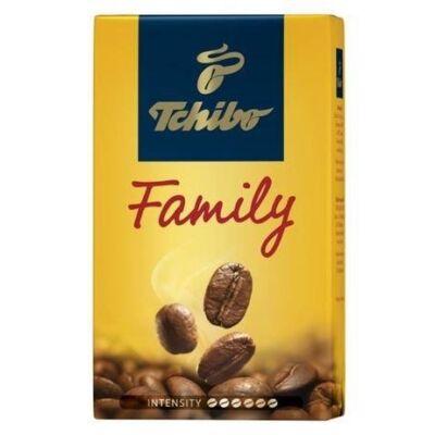 Kávé őrölt TCHIBO Family 250g