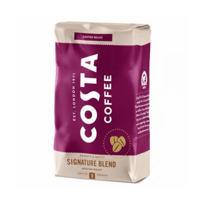 Kávé szemes COSTA Signature Blend Dark 1kg